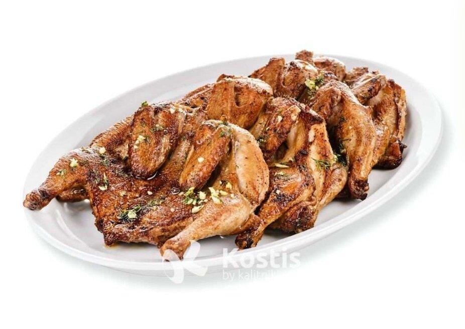 Цыпленок Табака 3 шт.