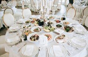Банкет Премиум на свадьбу 40 персон