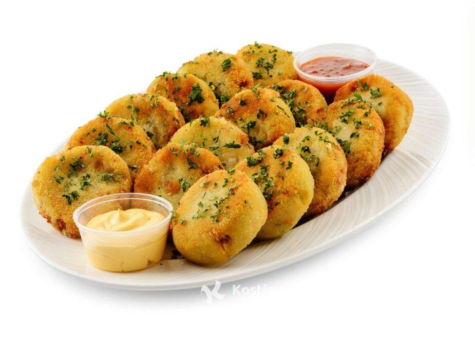 Картофельные крокеты 16 шт.