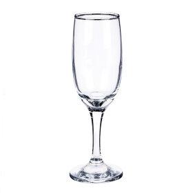 """Бокал для шампанского (флютэ) """"Бистро"""" 190 мл"""