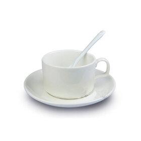 Чайная/кофейная пара с ложкой