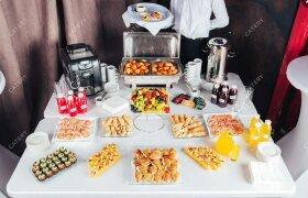 Кофе-брейк Утренняя встреча на 20-25 персон