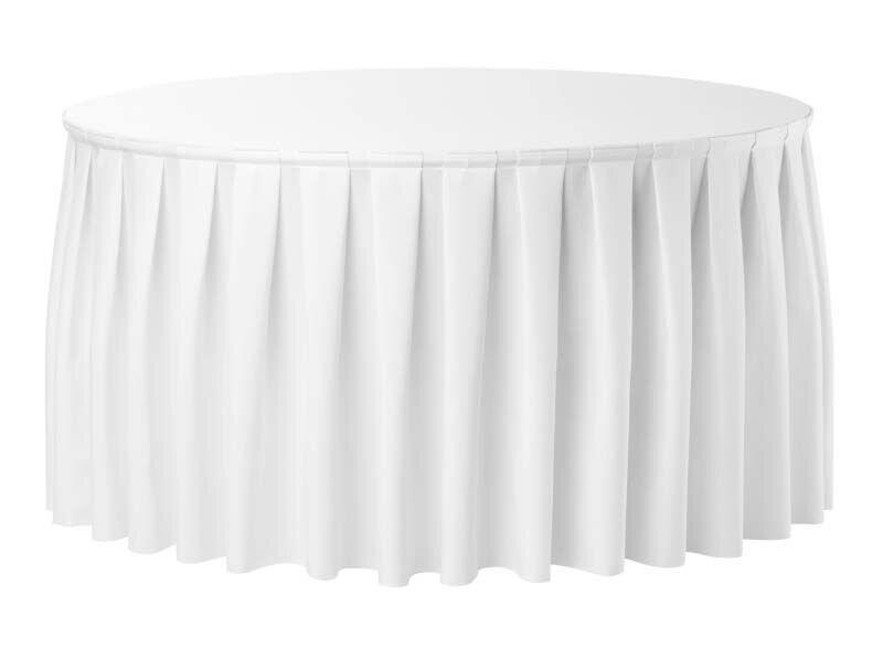Скатерть на круглый стол, диаметром 150-180 см